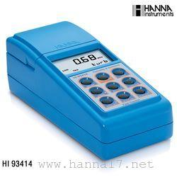 HI93414 高精度浊度仪/余氯/总氯测定仪