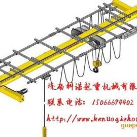 供应1t欧式单梁桥式起重机|济南科诺起重机制造