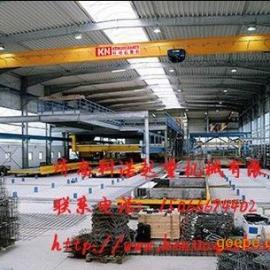 供应3t欧式单梁桥式起重机|济南科诺起重机|行车生产企业