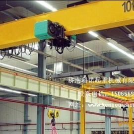 供应济南科诺4t欧式单梁桥式起重机|品质卓越