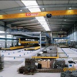 供应7t欧式单梁桥式起重机|汽车生产专用行车