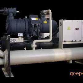 MWH水-水螺杆式水源热泵冷水机组