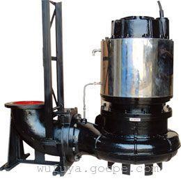 65JYWQ25-13-2.2自动搅匀排污泵