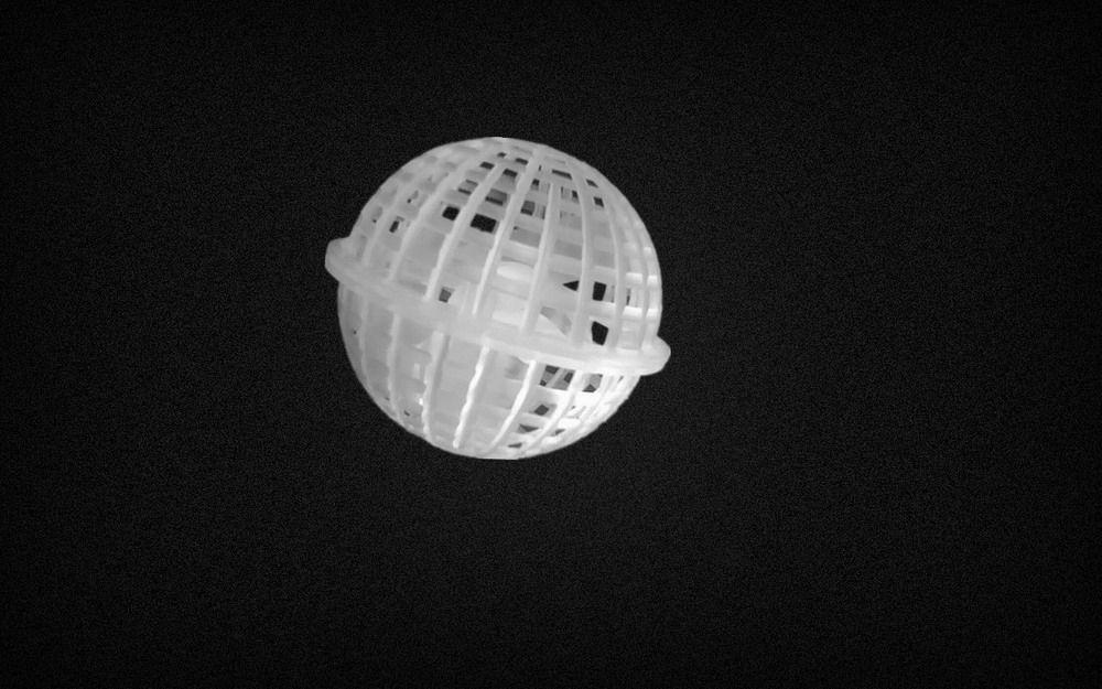 80mm悬浮球填料