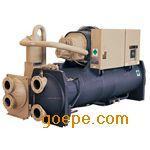 地源热泵工作原理地源热泵原理图