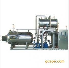 重诺电加热喷淋式高温高压调理杀菌锅