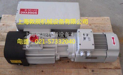 /SV100B/莱宝真空泵/进口真空泵/