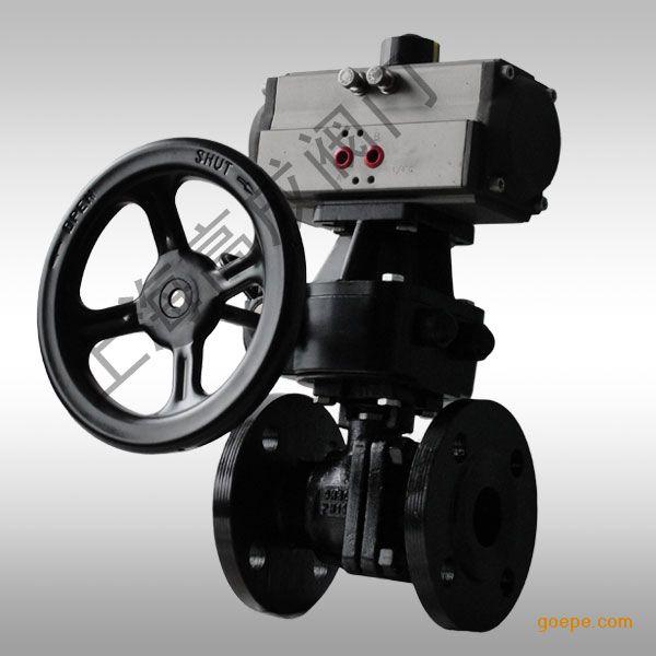浮动不锈钢球阀q41f-16p-dn80-球阀-不锈钢球阀-浮动图片