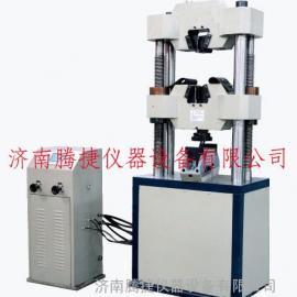 济南腾捷WE-600B数显液压万能试验机