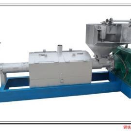 新型聚乙塑料再生造粒机