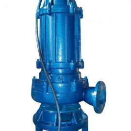 SWQ双吸式潜水排污泵