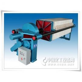 机械压紧厢式压滤机