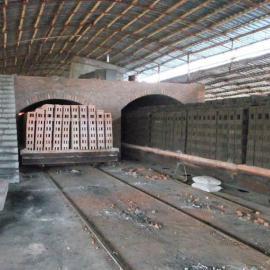 隧道窑施工、隧道窑设计与建造商、隧道窑真空砖机设备、隧道窑一