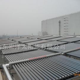 枣庄热水工程,太阳能热水工程