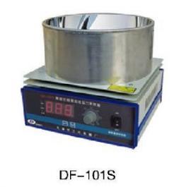 集热式恒温加热磁力搅拌器(400度)DF-101S