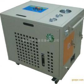 青岛绿环FG-2506快速冷媒回收机-油水分离