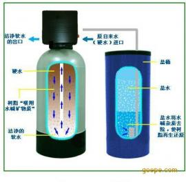 全自动软水器/富来克软水器/软化除盐装置