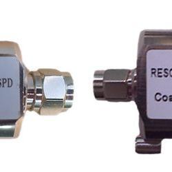 雷晟直通型天馈信号防雷器、卫星天线避雷器、高频线防雷