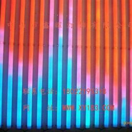 供应耀科1000*50*37mm进口PC 全彩LED护栏管