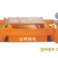 矿山水泥行业超强永磁自卸式除铁器