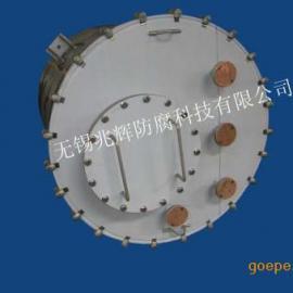 钢衬F4搅拌罐、钢衬四氟反应釜、钢衬塑储罐