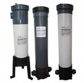 UPVC保安过滤器,塑料过滤器,酸碱过滤器