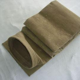 耐高温玄武岩针刺毡滤袋除尘布袋
