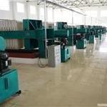 20-1000型自动板框压滤机