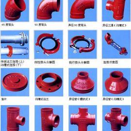 钢塑沟槽的优点,钢塑沟槽管件的应用,钢塑沟槽管件厂家直销