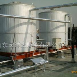 济南热水工程安装