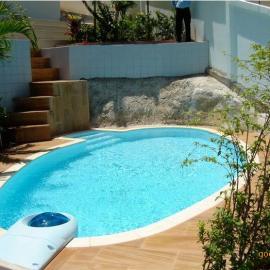 戴思乐游泳池水处理过滤设备儿童泳池过滤系统
