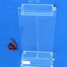 核酸电泳仪/北京单垂直电泳槽/蛋白凝胶电泳槽