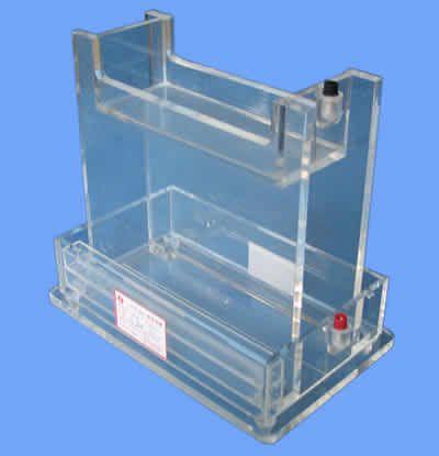 双垂直电泳槽/蛋白凝胶电泳仪/北京六一电泳仪-双