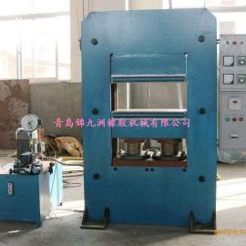 供应胶南锦九洲橡胶机械,胶南手推车轮胎,胶粉轮硫化设备
