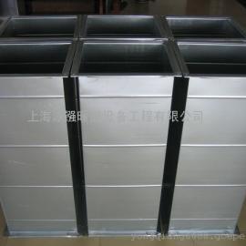 上海通风排烟镀锌铁皮风管批发制作安装
