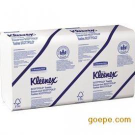 13253 KLEENEX® 舒洁®折叠式擦手纸