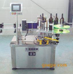 ZTB-1型不干胶圆瓶双面贴标机