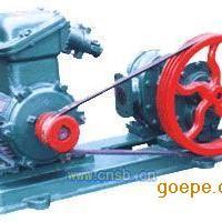 LC50/0.6罗茨油泵/厂家直销皮带轮罗茨泵