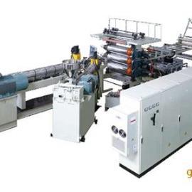 PC、PMMA、PS、HIPS、PP、PE塑料板材生产设备