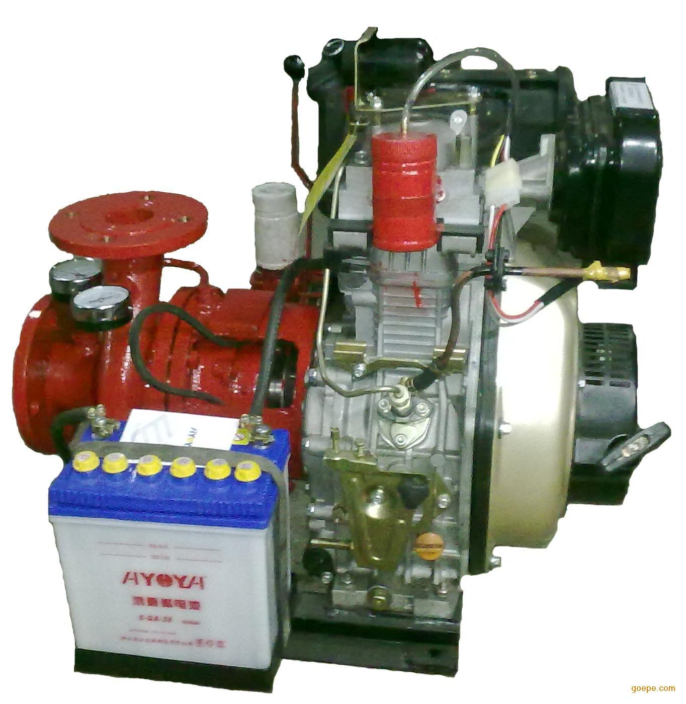 产品描述:     cwy型船用柴油机应急消防泵,其结构