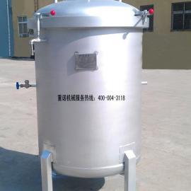 不锈钢电加热压力式粽子蒸煮锅9
