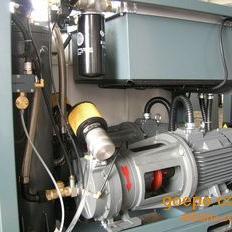 美的无油静音涡旋式空压机