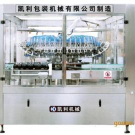 QSP-30全自动翻转式冲瓶机