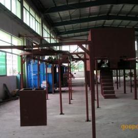 悬挂链条输送线,悬挂线,吊空线,吊挂线