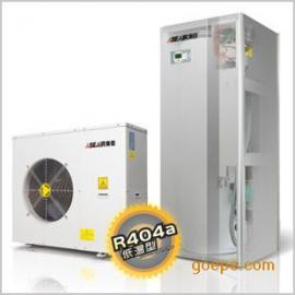 澳信-25℃低温空气源热泵地板采暖、
