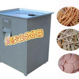 马铃薯薯条机,土豆切条机