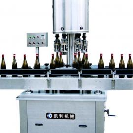 ZFG-6全自动旋盖机  铝盖旋盖机
