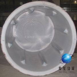 制造防腐运输罐钢衬塑材质耐冲击耐高温防紫外线储罐