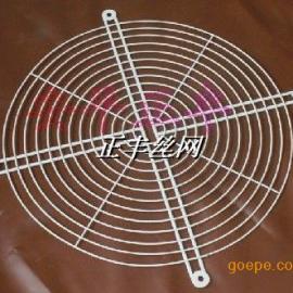 正丰风机罩不锈钢,风机防护网金属电解抛光