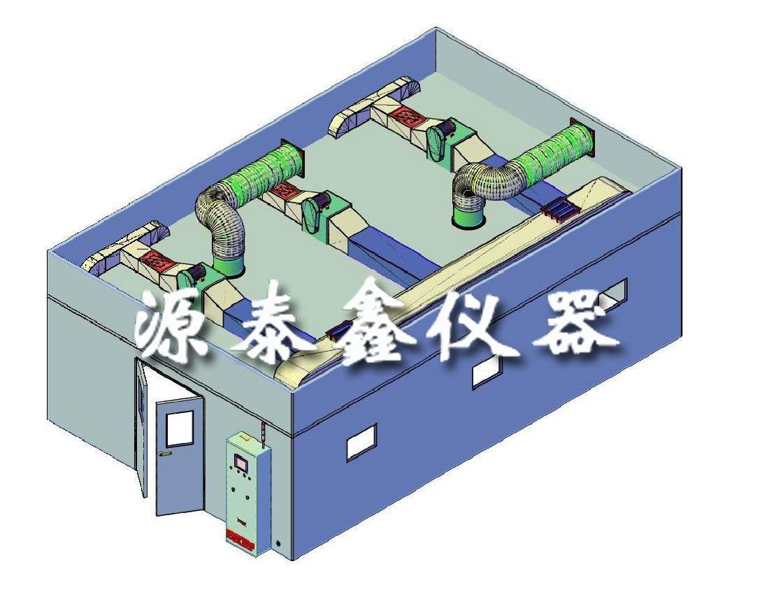 恒温老化房-高温老化房-电源老化房